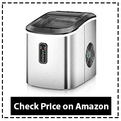 Euhomy Countertop Ice Maker