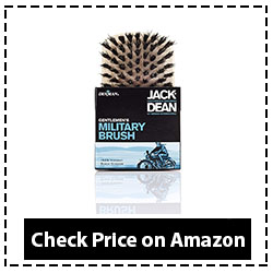 Jack Dean Military Style Brush