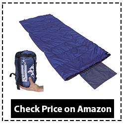 OutdoorsmanLab Lightweight Sleeping Bag