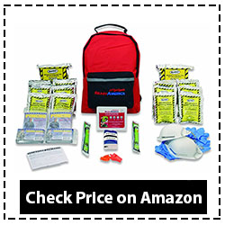 Ready America 2 person Emergency Kit