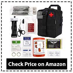 Everlit Emergency Survival Trauma Kit