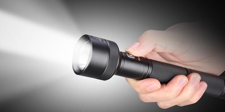 LED Flashlight For Beginners