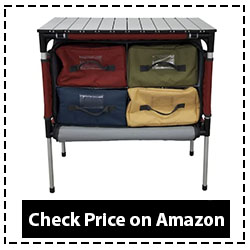 Camp Chef Sherpa Camping Table