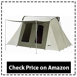 KODIAK CANVAS Family Camping Tent