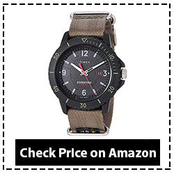 Timex Expedition Gallatin Solar-Powered Watch