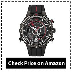 Timex Intelligent Quartz Tide Temp Compass Watch
