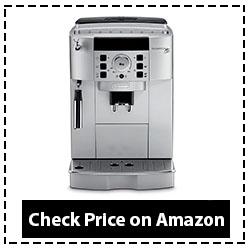 DeLonghi ECAM22110SB Compact Automatic Cappuccino Espresso Machine