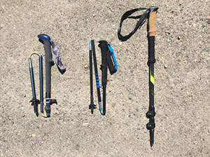 Trekking Poles Buying Guide